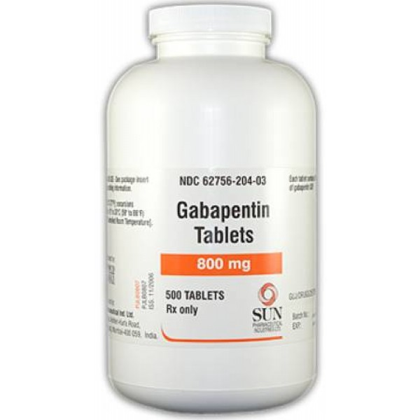 What is Gabapentin side effects ?